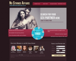 No Strings Affairs In The UK