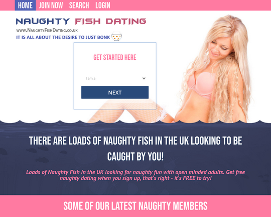 Naughty Fish Dating